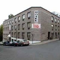 Hotel ECONO LODGE DOWNTOWN MONTREAL, Montreal, Canada