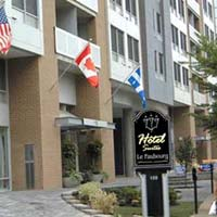 Hotel HOLIDAY INN EXP STES CTR VILLE, Montreal, Canada